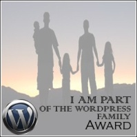 WORDPRESS AWARD=FAMILY